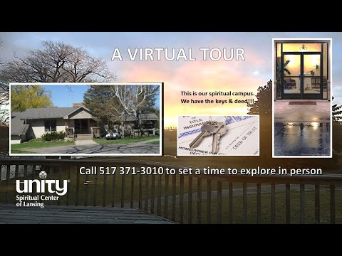 Virtual Tour of the new Unity Campus