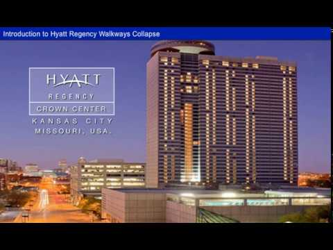 Hyatt Regency Walkway Collapse [Year - 1]