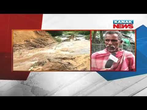 Coastal  Erosion Creates Panic Among Villagers In Chilika