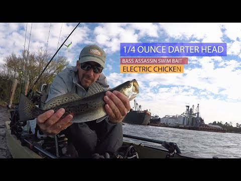 Elizabeth River Trout Fishing!