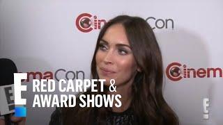 Megan Fox Talks Kids and 30th Birthday   E! Red Carpet & Award Shows