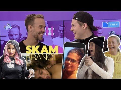 PANELET #132: Franske «Skam», diva-Nicki og mobilsnok med Kristin Gjelsvik
