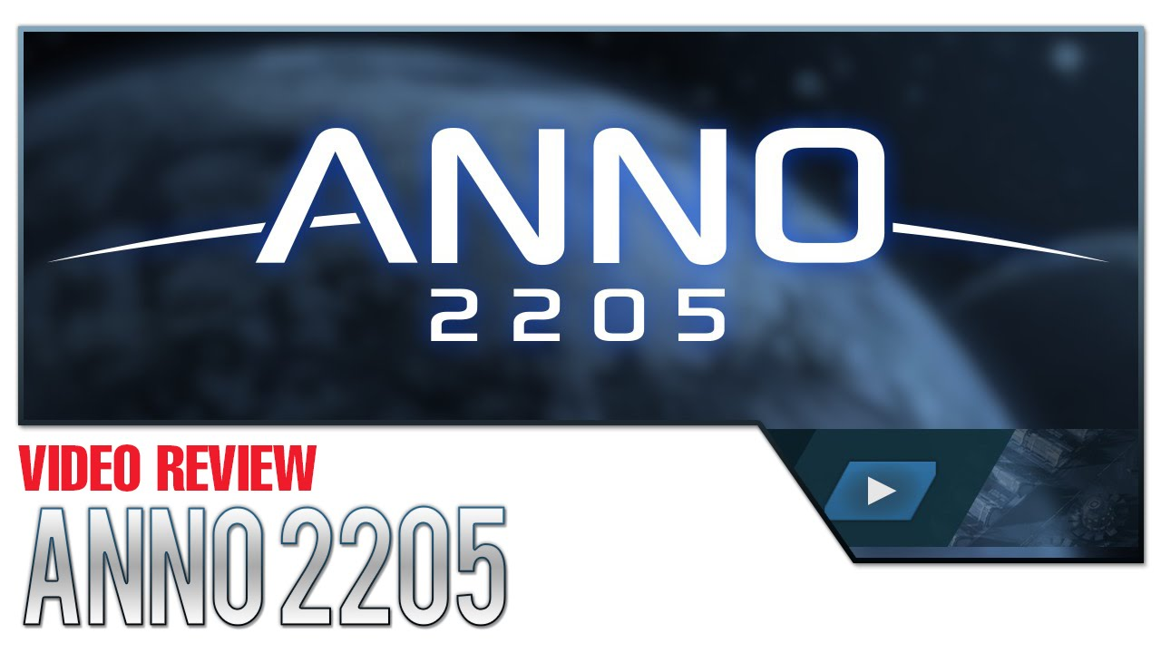 anno 2205 video review youtube