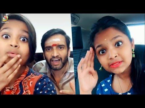 Santhanam's Daughter To Make Her Acting Debut ? | Hot Tamil Cinema News