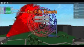 ark of the elements [roblox]