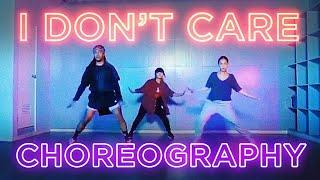 #MajaMoves | Ed Sheeran & Justin Bieber - I Don't Care Choreography