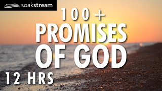 Gods Promises 3   100+ Healing Scriptures with Soaking Music   Audio Bible   12 HRS (2020)