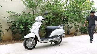 Buying A Suzuki Access 125.