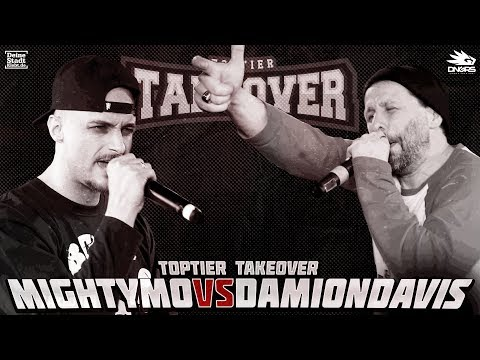 MIGHTY MO vs DAMION DAVIS | TOPTIER TAKEOVER on YouTube