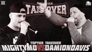 MIGHTY MO vs DAMION DAVIS | TOPTIER TAKEOVER