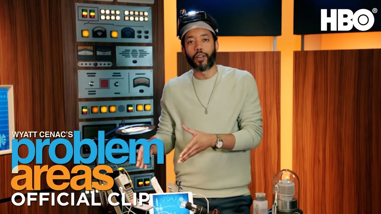 Smartphone Heaven | Wyatt Cenac's Problem Areas | HBO