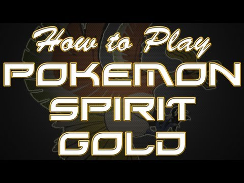 How To Play Pokemon Spirit Gold W/ Emulator!