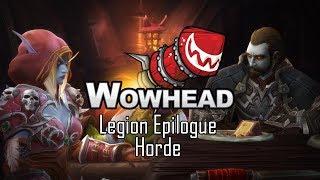 Legion Epilogue Horde Cinematic