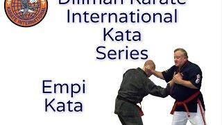 George Dillman/Dillman Karate International/Empi Kata