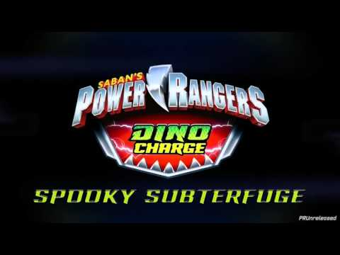 Power Rangers Dino Charge - Unreleased Music: 18 Spooky Subterfuge