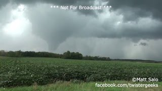 Tornado - Benton County, MN - August 24th, 2014