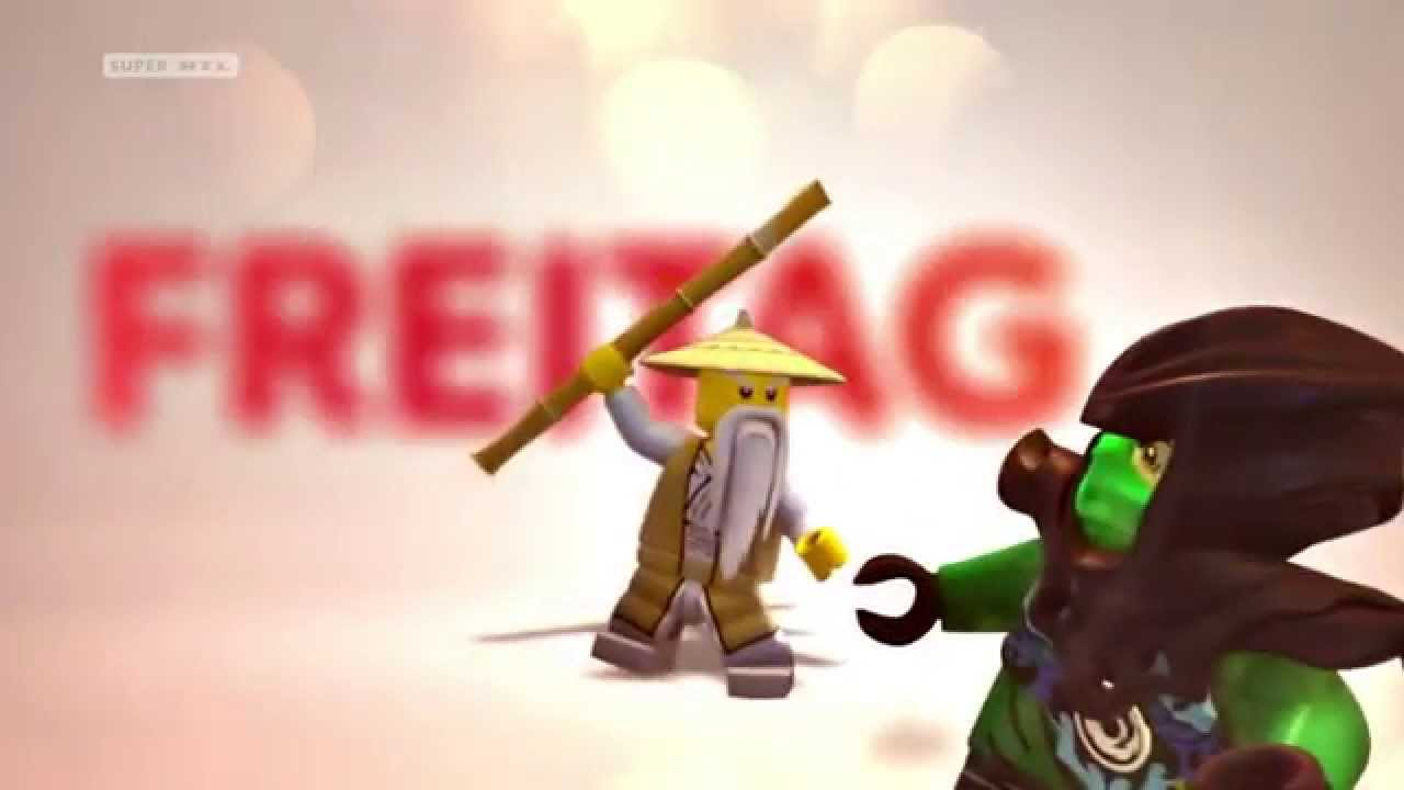 Ninjago-Der Meister des Windes am 05.06 - YouTube