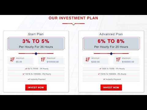 HOUR BROKERS LIMITED - Best Paying HYIP Site - 5 00% Hourly For 36