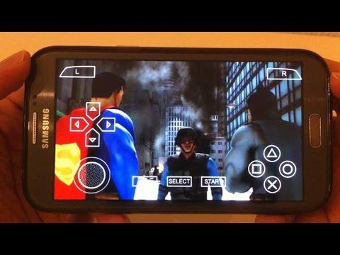 Ppsspp Emulator Batman Amp Superman Justice League