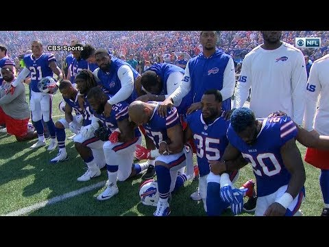Take the Knee: Athletes Unite in Historic Protest Against Racism & Police Brutality, Defying Trump