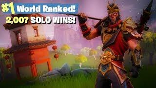 #1 World Ranked - 2,007 Solo wins! thumbnail