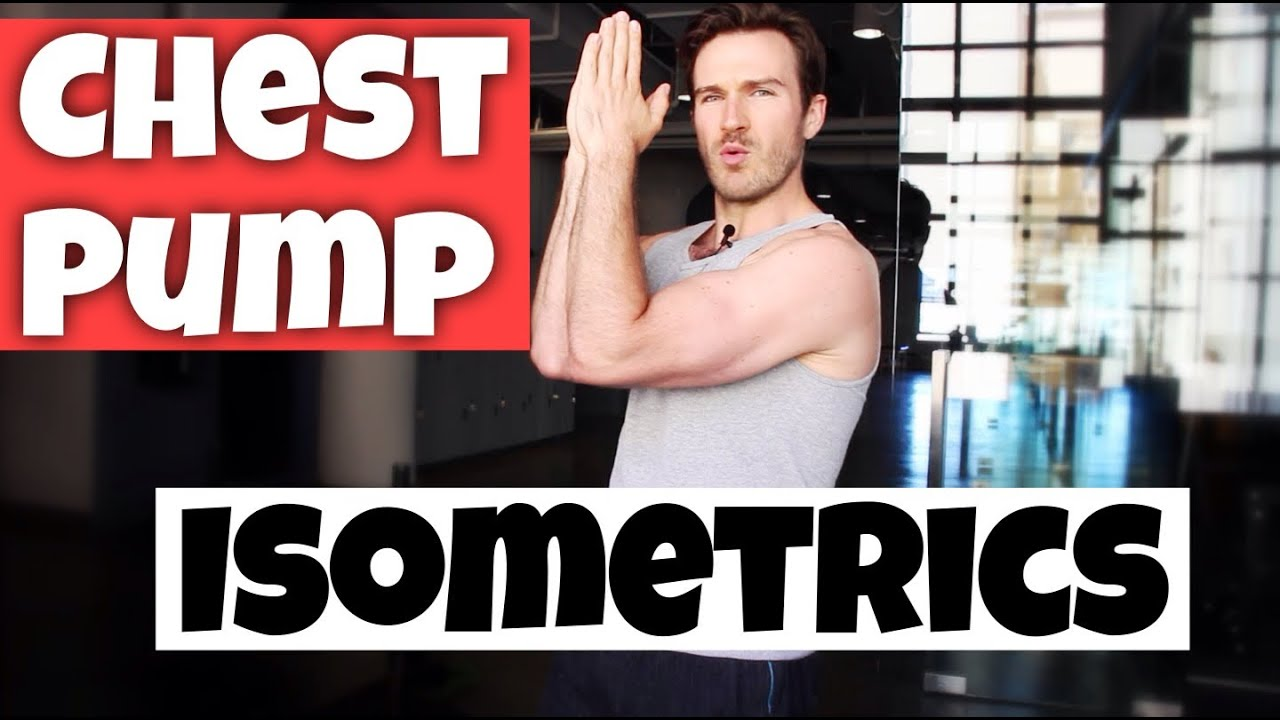 Isometric Chest Exercise Tutorial Created by Pearman Fitness