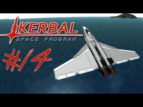 KERBAL SPACE PROGRAM 14 | JACK'S JET FIGHTER | My Favourite Plane So Far