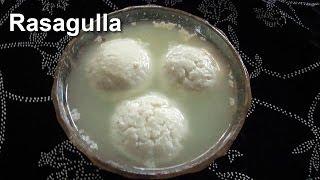 How to Make the Kolkata Rasgulla (बंगाल कि रसगुल्ला) .:: by Attamma TV ::.