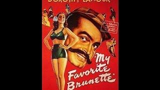 Моя любимая брюнетка / My Favorite Brunette - фильм детектив