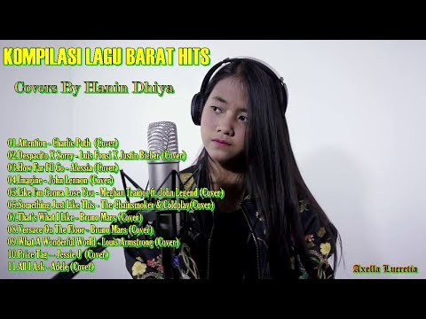 Kompilasi Lagu Barat Hits Covers By Hanin Dhiya