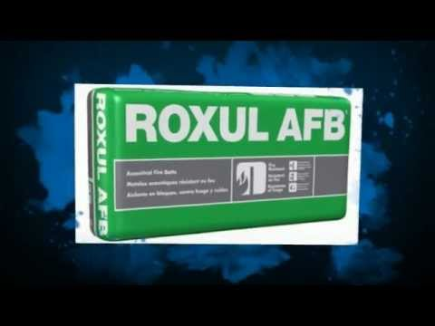 Roxul Acoustic Fire Batts Soundproofing Insulation Youtube