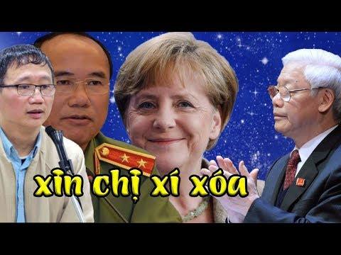 Ngày mai VN sẽ làm thủ tục trả Trịnh Xuân Thanh và Đường Minh Hưng cho Đức, tránh đòn trừng phạt