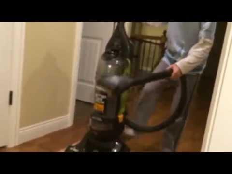 Eureka AirSpeed Vacuum Cleaner Review