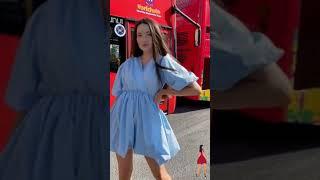 Шопинг красивое платье женская одежда shorts