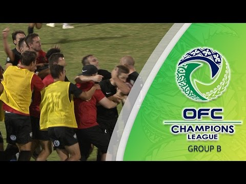 2017 OFC CHAMPIONS LEAGUE | Group B MD2 | Team Wellington v Hienghéne Sport