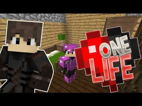 BACK TO THE NETHER - One Life Minecraft...