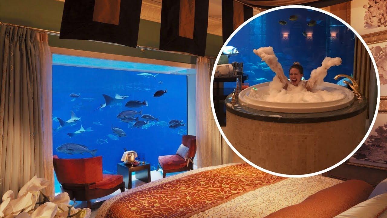 Unterwasser Suite In Dubai