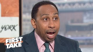 Stephen A. shocked to learn how explicitly the Astros cheated | First Take