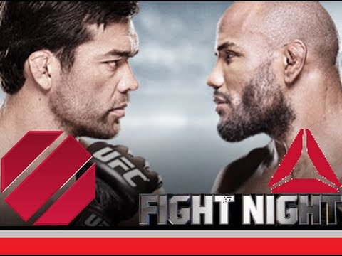 UFC Fight Night 70 Lyoto Machi...