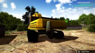 Lets play Construction Machines Simulator 2016, Ep 3, Fragile bucket