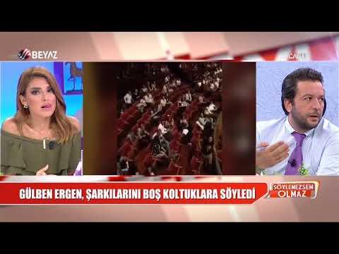 Gülben Ergen'e hayranlarından büyük şok