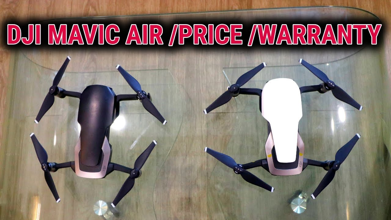 709b17e6d95 FROM WHERE YOU CAN BUY DJI MAVIC AIR IN INDIA ? | PRICE , WARRANTY ...