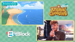 Reaction - Animal Crossing New Horizons Direct