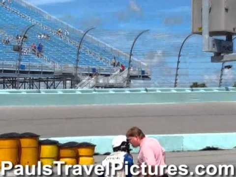 Grand Am Rolex Sports Car Series Grand Prix of Miami Video Homestead Speedway