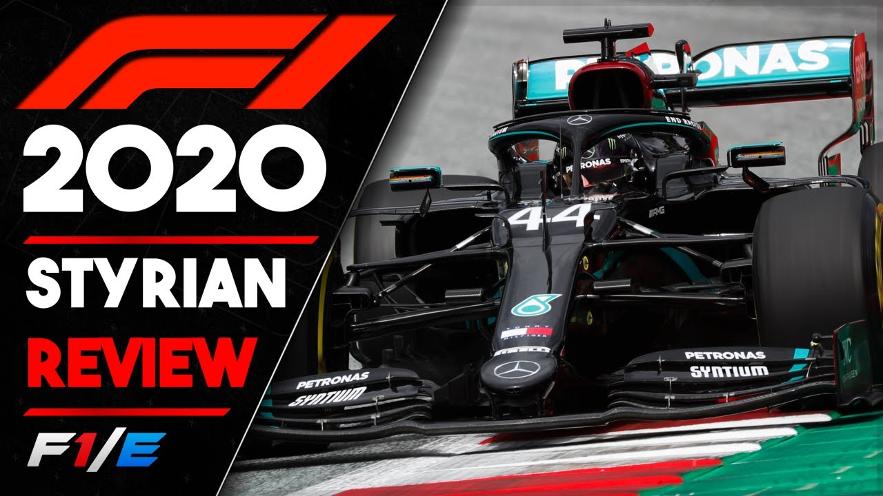 Download Styrian Grand Prix Race Review F1 2020