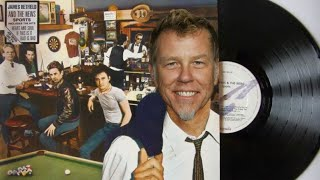 """Download James Hetfield and the News - """"Hip to Be the Sandman"""""""