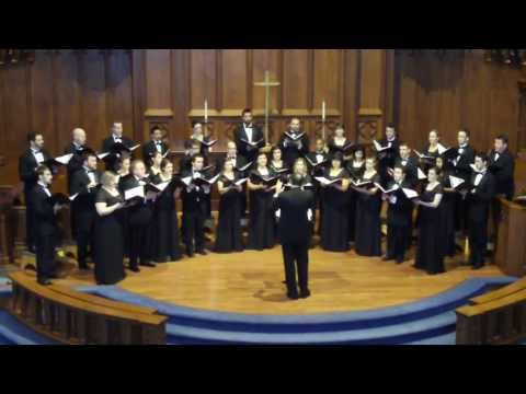 """""""Sing me to Heaven"""", by Daniel Gawthrop - Sung by the Chicago Chamber Choir"""