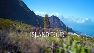 Tenerife island tour  part 4  [4K UHD] [ 21.9 aspect ratio ] 2019
