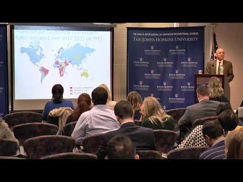 Development Roundtable - Masood Ahmed, President of Center for Global Development