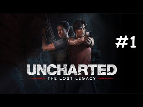 UNCHARTED: THE LOST LEGACY ΕΠΕΙΣΟΔΙΟ #1